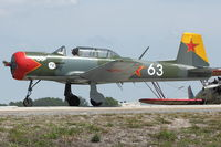 N19TN @ LAL - 1967 Nanchang China CJ-6A, c/n: 2532045 at 2012 Sun N Fun