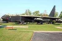 56-0687 @ MCO - 1956 Boeing B-52D Stratofortress, c/n: 464058 at Memorial Park at Orlando International