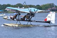 N3505D @ FA08 - at 2012 Sun N Fun Splash-In at Lake Agnes