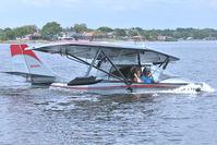 N815PR @ FA08 - at 2012 Sun N Fun Splash-In at Lake Agnes