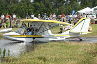 N124A @ FA08 - at 2012 Sun N Fun Splash-In at Lake Agnes - by Terry Fletcher