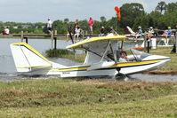 N124A @ FA08 - at 2012 Sun N Fun Splash-In at Lake Agnes