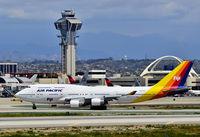 DQ-FJL @ KLAX - DQ-FJL Air Pacific Boeing 747-412 (cn 24062/722)  Los Angeles International Airport (IATA: LAX, ICAO: KLAX, FAA LID: LAX) TDelCoro April 12, 2012 - by Tomás Del Coro