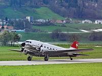 N431HM - Landed in Berne Switzerland - by Chris Probst