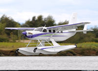 C-FTEL - QUEST KODIAK 100 FLOATS - by UKN