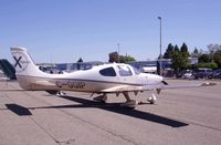 C-GGIP @ CCR - Visitor - by Bill Larkins
