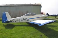 G-VANS @ EGBR - Vans RV-4, Brewighton Airfield, April 2006. - by Malcolm Clarke