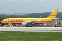 D-AEAP @ EGNX - DHL 1994 Airbus A300B4-622R, c/n: 724 at East Midlands