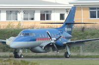 SP-KWN @ EGTC - British Aerospace BAe-3201 Jetstream 32EP, c/n: 856 stored at Cranfield