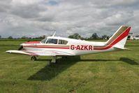 G-AZKR photo, click to enlarge
