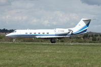 C-FORB @ EGGW - 1997 Gulfstream Aerospace G-IV, c/n: 1336 at Luton - by Terry Fletcher