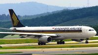 9V-STI @ KUL - Singapore Airlines - by tukun59@AbahAtok