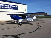 N989CC @ KEST - On the ramp ay Estherville - by Floyd Taber