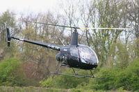G-BLDK @ EGCB - Flight Academy Ltd - by Chris Hall