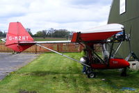 G-MZNY @ EGCB - privately owned - by Chris Hall