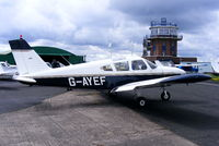 G-AYEF photo, click to enlarge