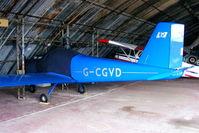 G-CGVD @ EGCB - RV12 flying group - by Chris Hall