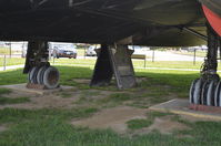 61-7968 @ KRIC - Gear doors, VA Air Museum - by Ronald Barker