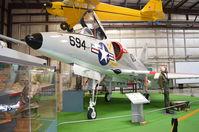 148543 @ KRIC - VA Air Museum - by Ronald Barker