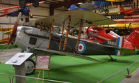 B9913 @ KRIC - VA Air Museum - by Ronald Barker