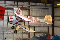 N133BU @ KRIC - VA Air Museum - by Ronald Barker