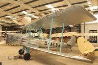 G-AEBJ - Shuttleworth Collection at Old Warden