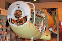 G-AWII - Under restoration with Shuttleworth Collection at Old Warden