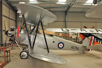 G-AFTA - Shuttleworth Collection at Old Warden - by Terry Fletcher