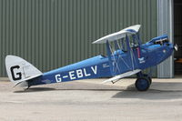 G-EBLV - Shuttleworth Collection at Old Warden