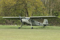 G-STCH - Shuttleworth Collection at Old Warden