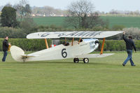 G-CAMM - Shuttleworth Collection at Old Warden