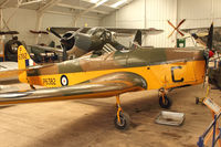 G-AJRS - Shuttleworth Collection at Old Warden