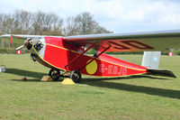 G-EBJO - Shuttleworth Collection at Old Warden
