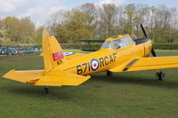 G-BNZC - Shuttleworth Collection at Old Warden