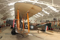 G-AEPH @ EGTH - Shuttleworth Collection at Old Warden