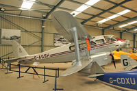 G-AGSH - Shuttleworth Collection at Old Warden