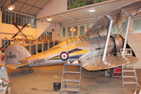 G-AMRK - Shuttleworth Collection at Old Warden