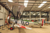 G-AHSA - Shuttleworth Collection at Old Warden