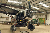 G-AZWT @ EGTH - Shuttleworth Collection at Old Warden