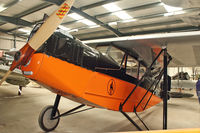 G-AAPZ - Shuttleworth Collection at Old Warden