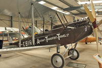 G-EBIR - Shuttleworth Collection at Old Warden