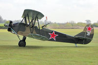 G-BSSY - Shuttleworth Collection at Old Warden