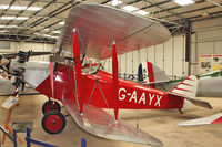 G-AAYX - Shuttleworth Collection at Old Warden