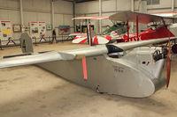 G-EBNV - Shuttleworth Collection at Old Warden