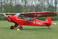 G-SVAS - Shuttleworth Collection at Old Warden