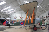G-ADEV - Shuttleworth Collection at Old Warden