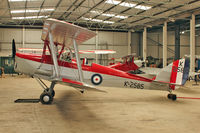 G-ANKT - Shuttleworth Collection at Old Warden