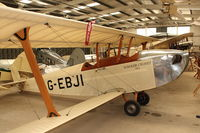 G-EBJI - Shuttleworth Collection at Old Warden