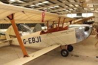 G-EBJI - Shuttleworth Collection at Old Warden