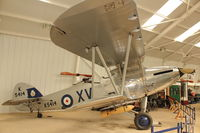 G-AENP - Shuttleworth Collection at Old Warden